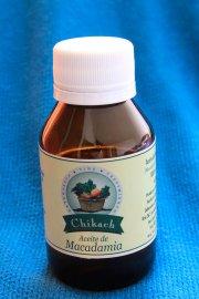 Aceite de Macadamia Chikach